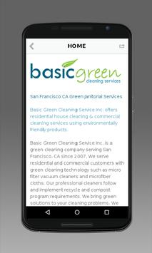 Basic Green SF apk screenshot