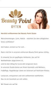 Beautypoint screenshot 2