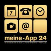 Meine App 24 icon
