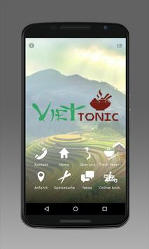 Viettonic poster