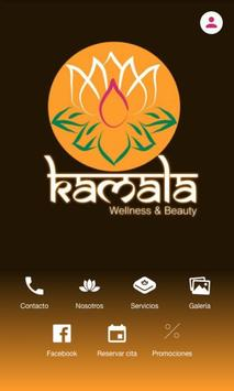 Kamala Wellness & Beauty poster
