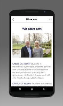Graessner Psychotherapie poster