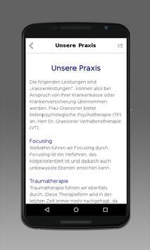 Graessner Psychotherapie apk screenshot