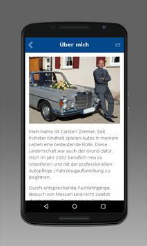 Auto-Pflege-Service C. Zimmer apk screenshot