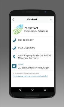 PROSTEAM apk screenshot