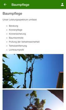 Baumpflege Piepenburg apk screenshot