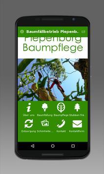 Baumpflege Piepenburg poster