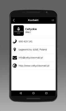 Celtyckie SMAKI apk screenshot