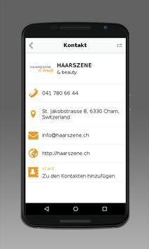 HAARSZENE & beauty screenshot 2