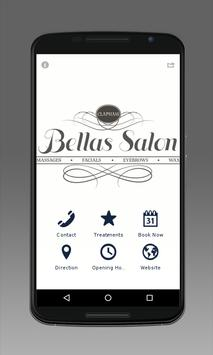 Bellas Salon poster