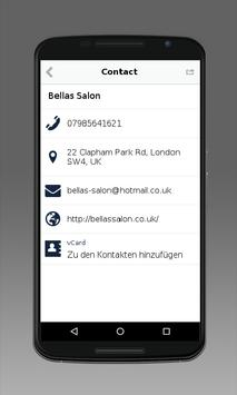 Bellas Salon apk screenshot