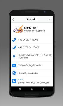 Kling Clean apk screenshot