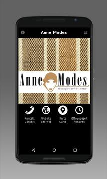 Anne Modes poster