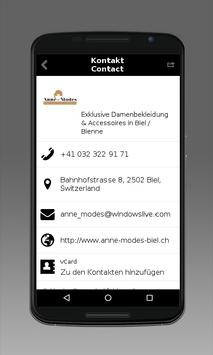 Anne Modes apk screenshot