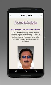 CosmeticGaleria apk screenshot