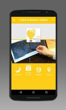 I-NEA Solutions GmbH poster