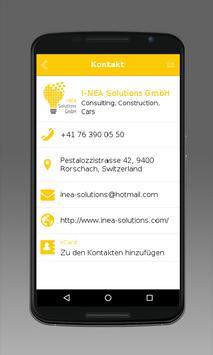 I-NEA Solutions GmbH apk screenshot