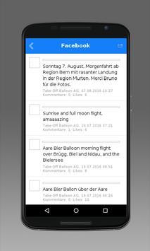 Take-Off Ballonfahrten Schweiz apk screenshot