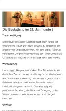 Bestattungsinstitut Gerke screenshot 2