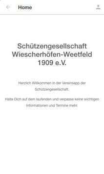 SG Wiescherhöfen-Weetfeld screenshot 1