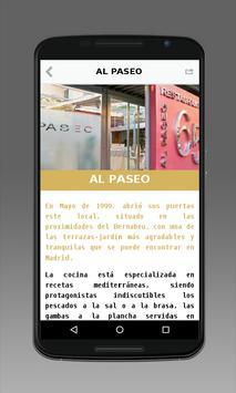 Al Paseo screenshot 1