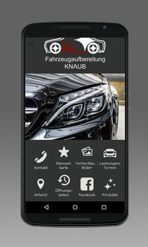 Fahrzeugaufbereitung Knaub poster
