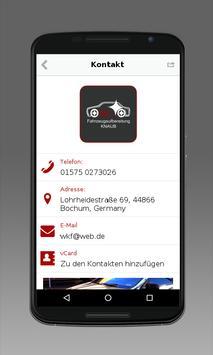 Fahrzeugaufbereitung Knaub screenshot 1