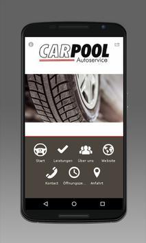 CARPOOL Autoservice poster