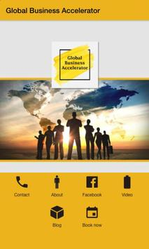 Global Business Accelerator poster