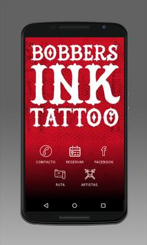 Bobbers Ink Tattoo poster