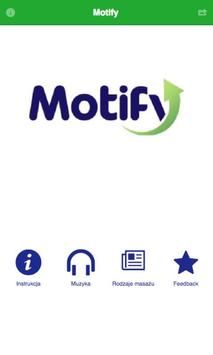 Motify App poster
