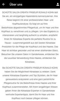 Creativ Friseur - Ronald Kühn screenshot 4