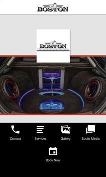 Boston Audio Design poster