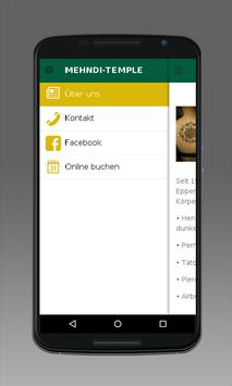 MEHNDI-TEMPLE apk screenshot