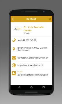 Dr. Kish Aesthetic Center screenshot 1
