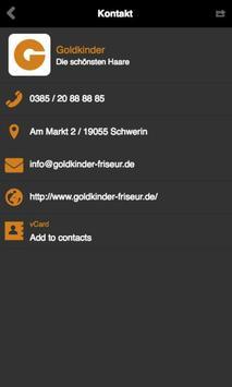 Goldkinder Friseur apk screenshot