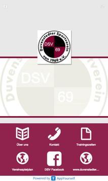 Duvenstedter SV poster