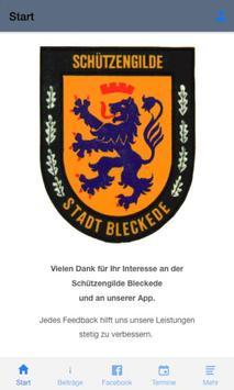 Schützengilde Bleckede poster