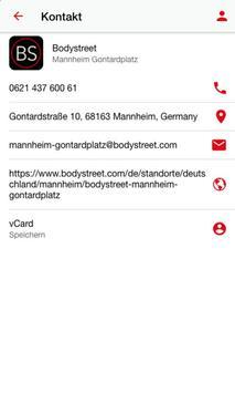 Bodystreet Mannheim Gontardpl. screenshot 1
