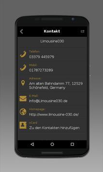 Limo030 screenshot 2