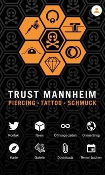 TRUST MannheimBodymodification poster