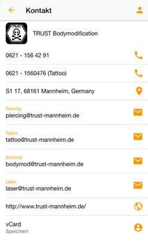 TRUST MannheimBodymodification apk screenshot
