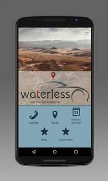 waterless GmbH poster