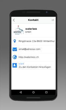 waterless GmbH apk screenshot
