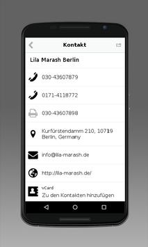 Lila Marash apk screenshot
