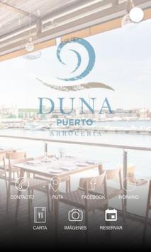Duna Puerto poster