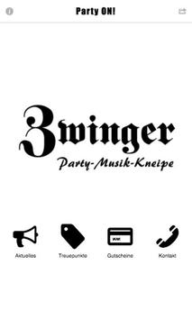 Zwinger poster