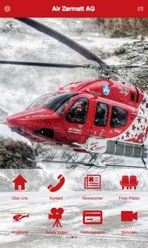 Air Zermatt AG poster