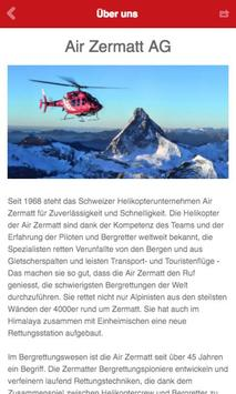 Air Zermatt AG apk screenshot