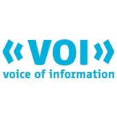 VOI - voice of information icon